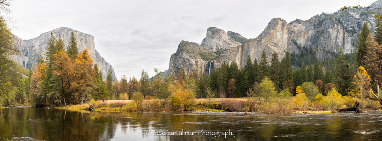 Fall in Love with Yosemite