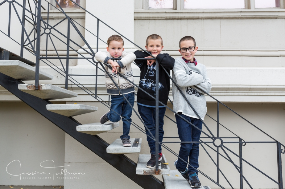 Byrd Grandkids Family Session